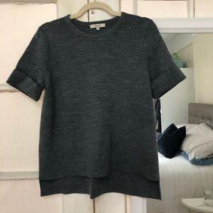 Short-sleeve Madewell Sweater